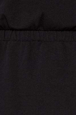 100% cotton sweatshirt dress