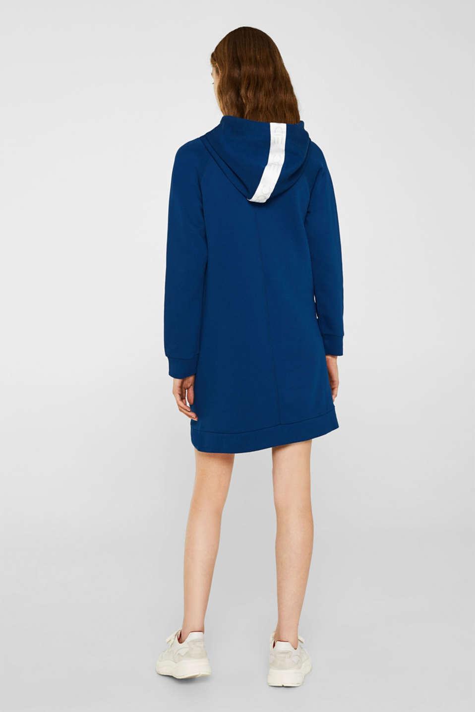 Dresses knitted, DARK BLUE, detail image number 2
