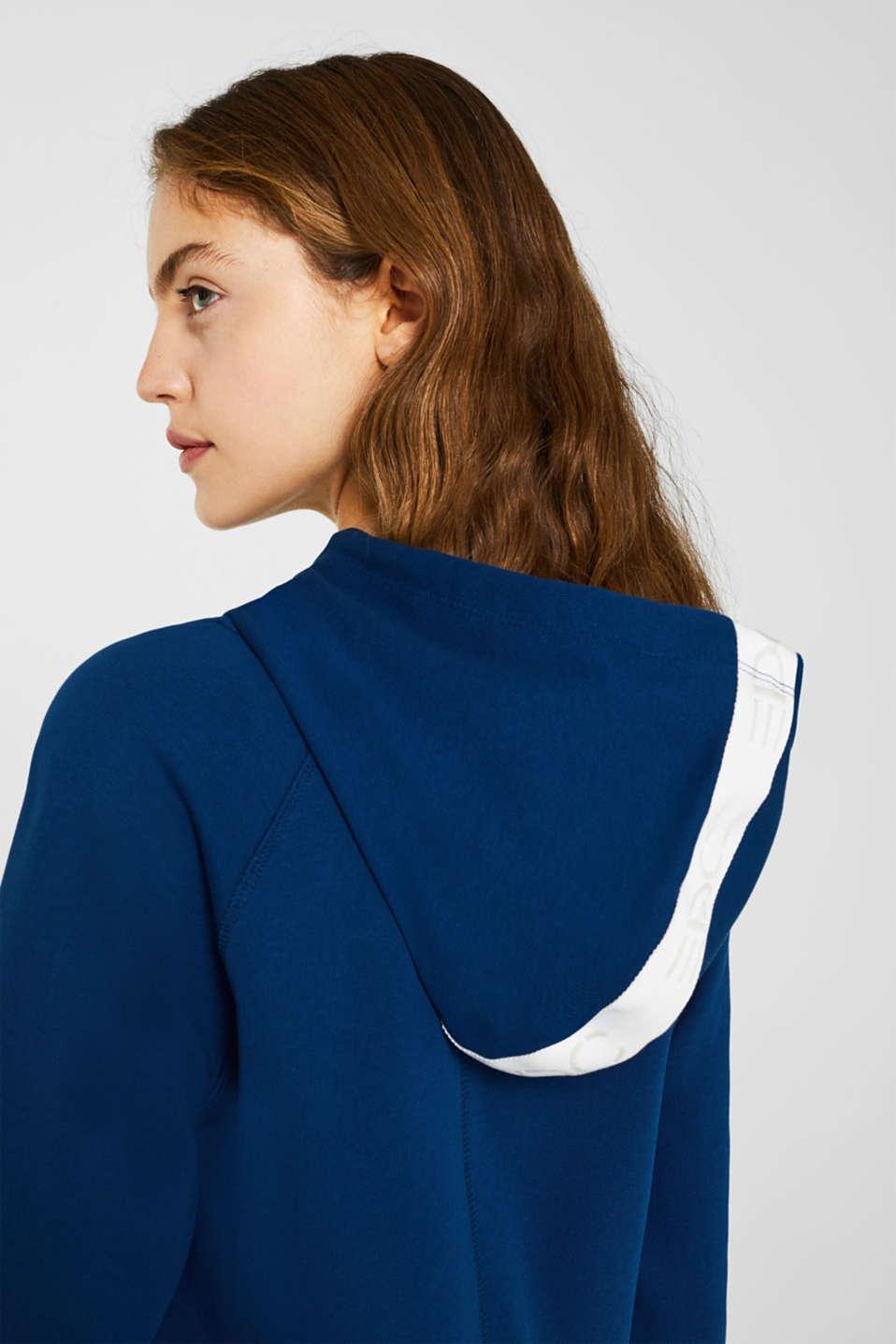 Dresses knitted, DARK BLUE, detail image number 3