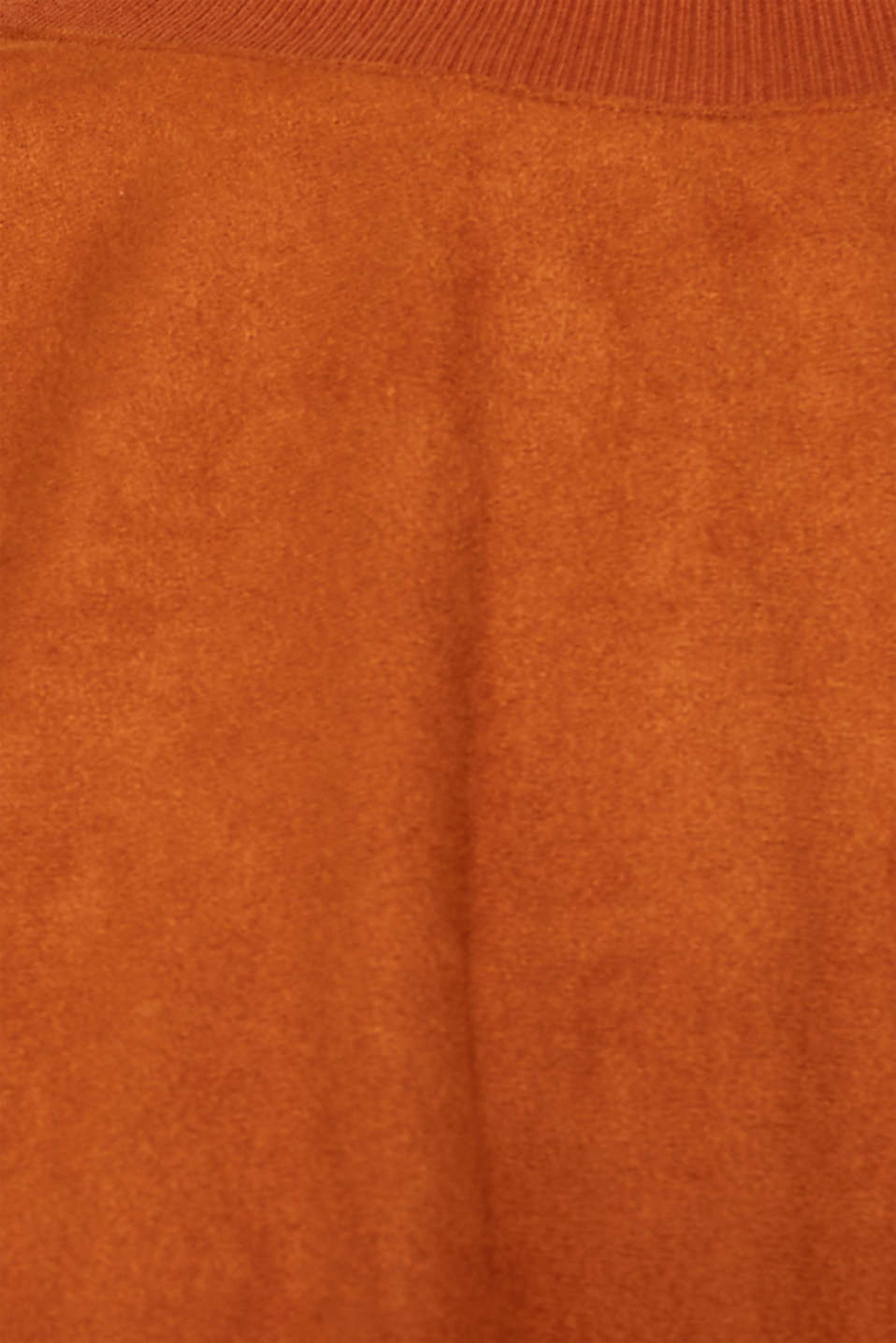 Blouses woven, CINNAMON, detail image number 4