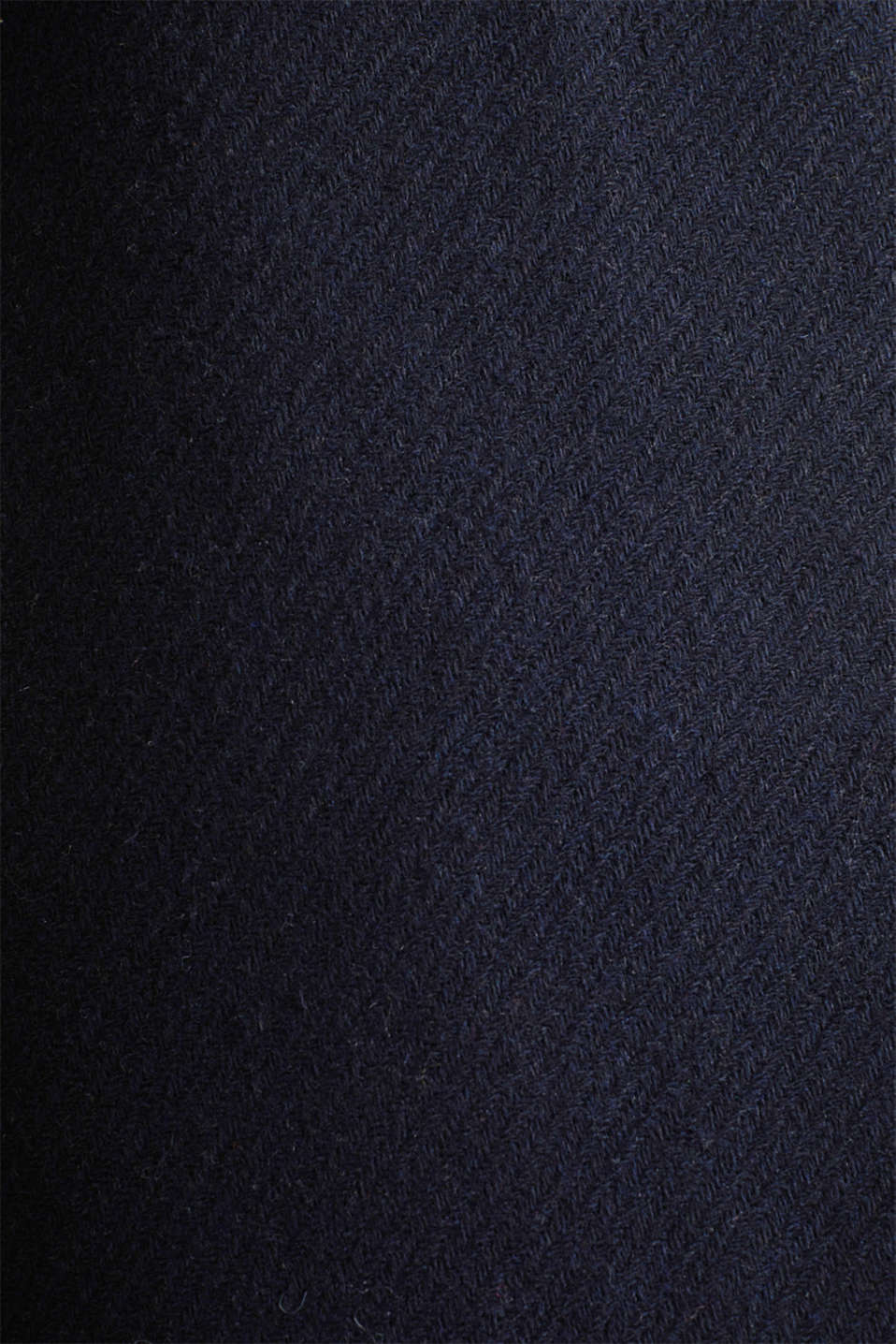 Coats woven, NAVY, detail image number 4