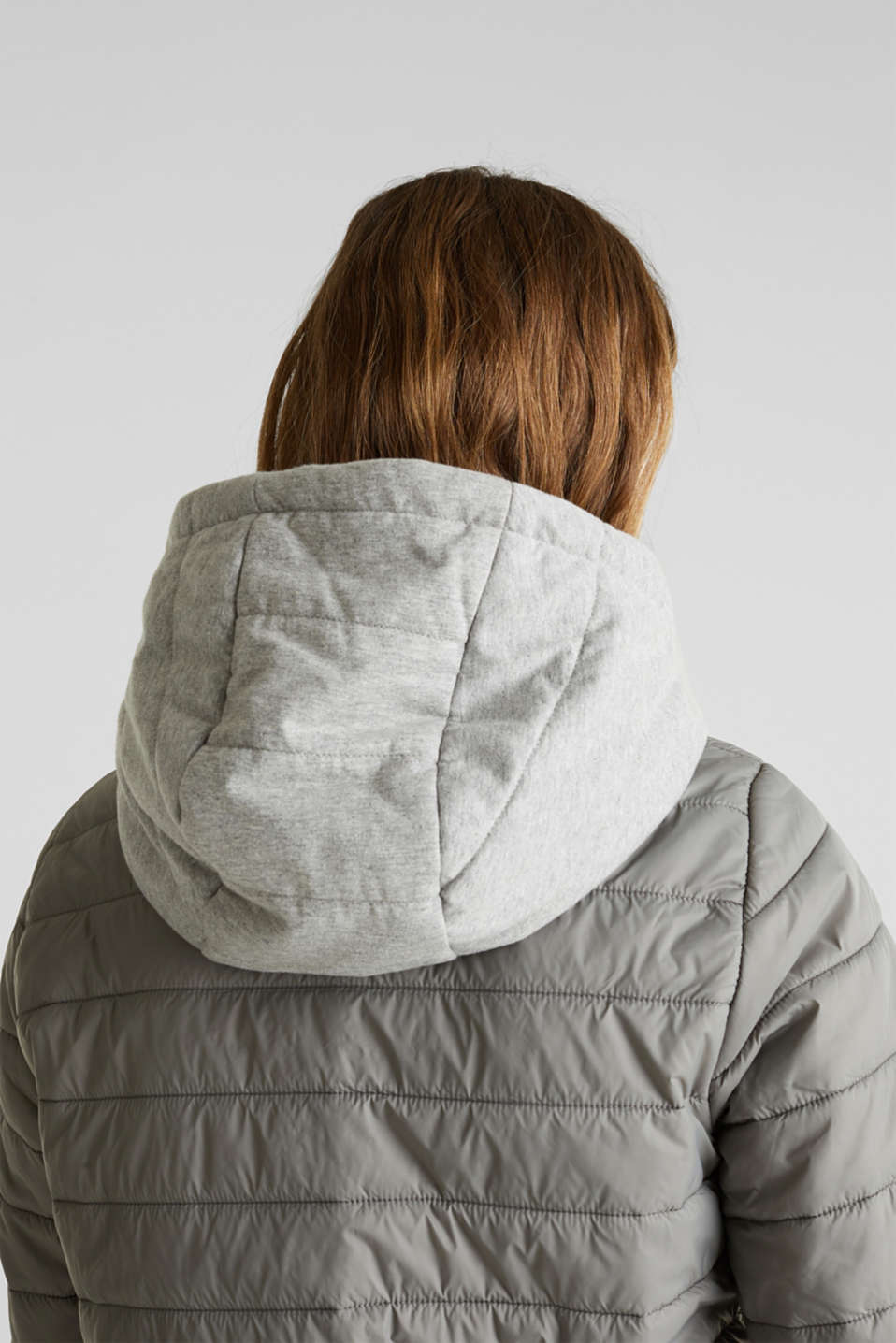 Jackets outdoor woven, GREY 5, detail image number 2
