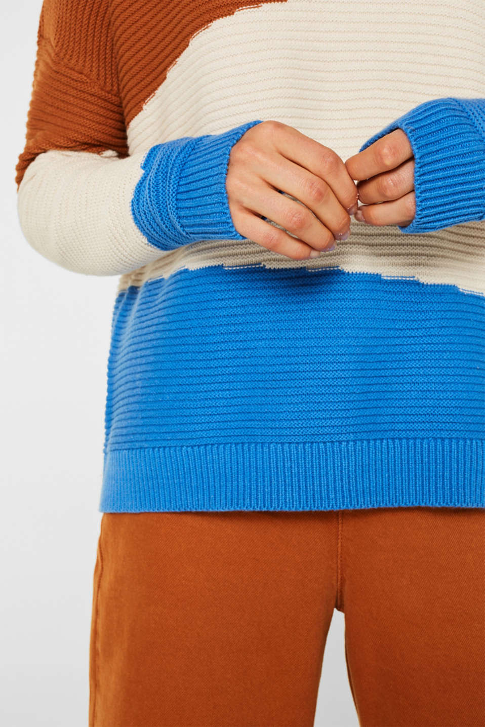 Sweaters, CINNAMON 2, detail image number 2
