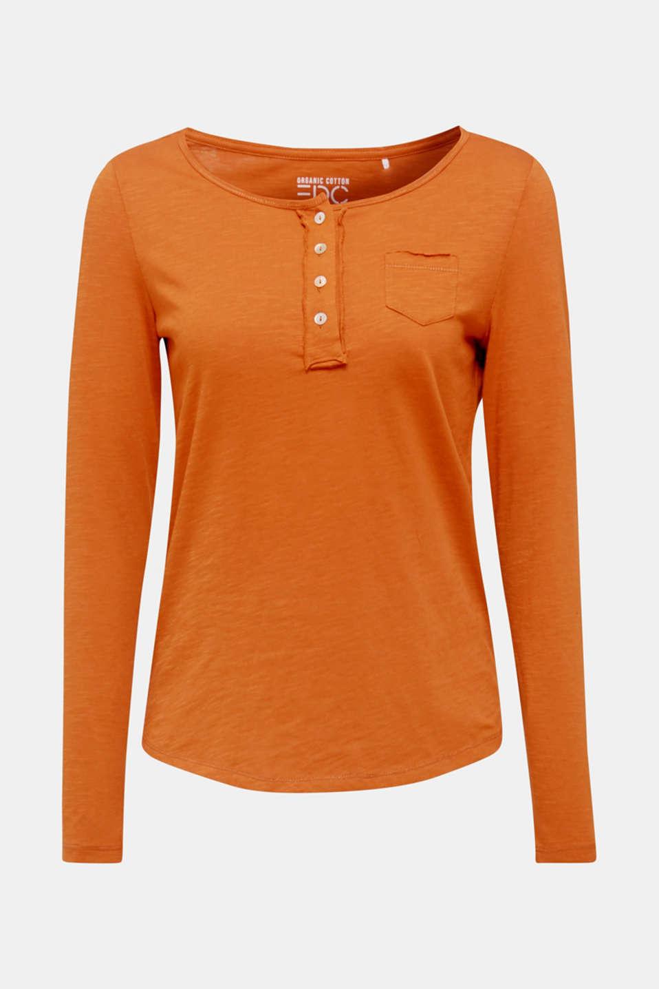 T-Shirts, CINNAMON, detail image number 5