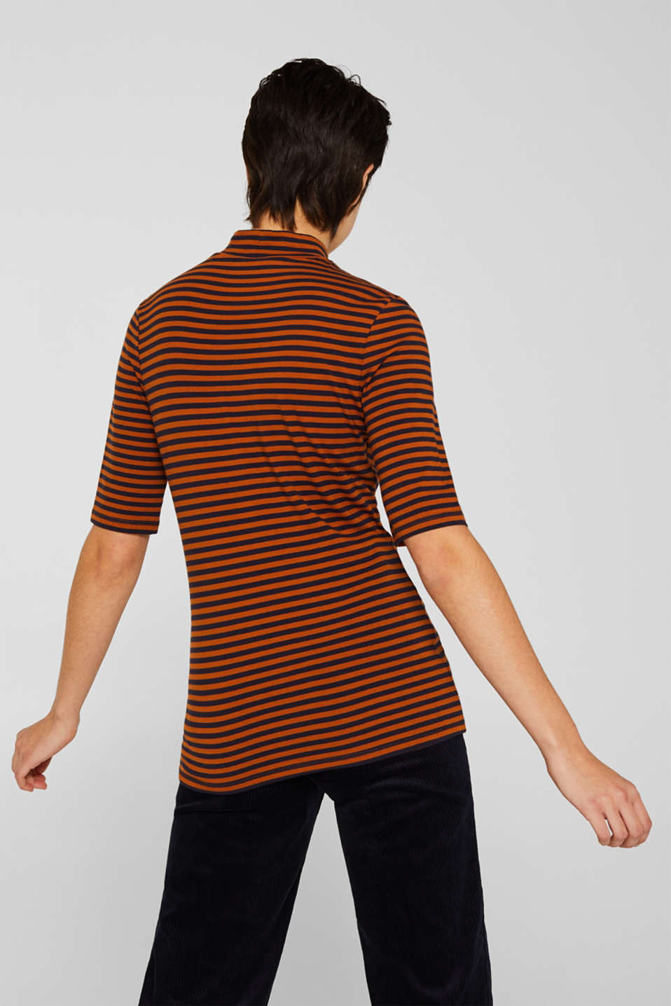 T-Shirts, CINNAMON 4, detail image number 3