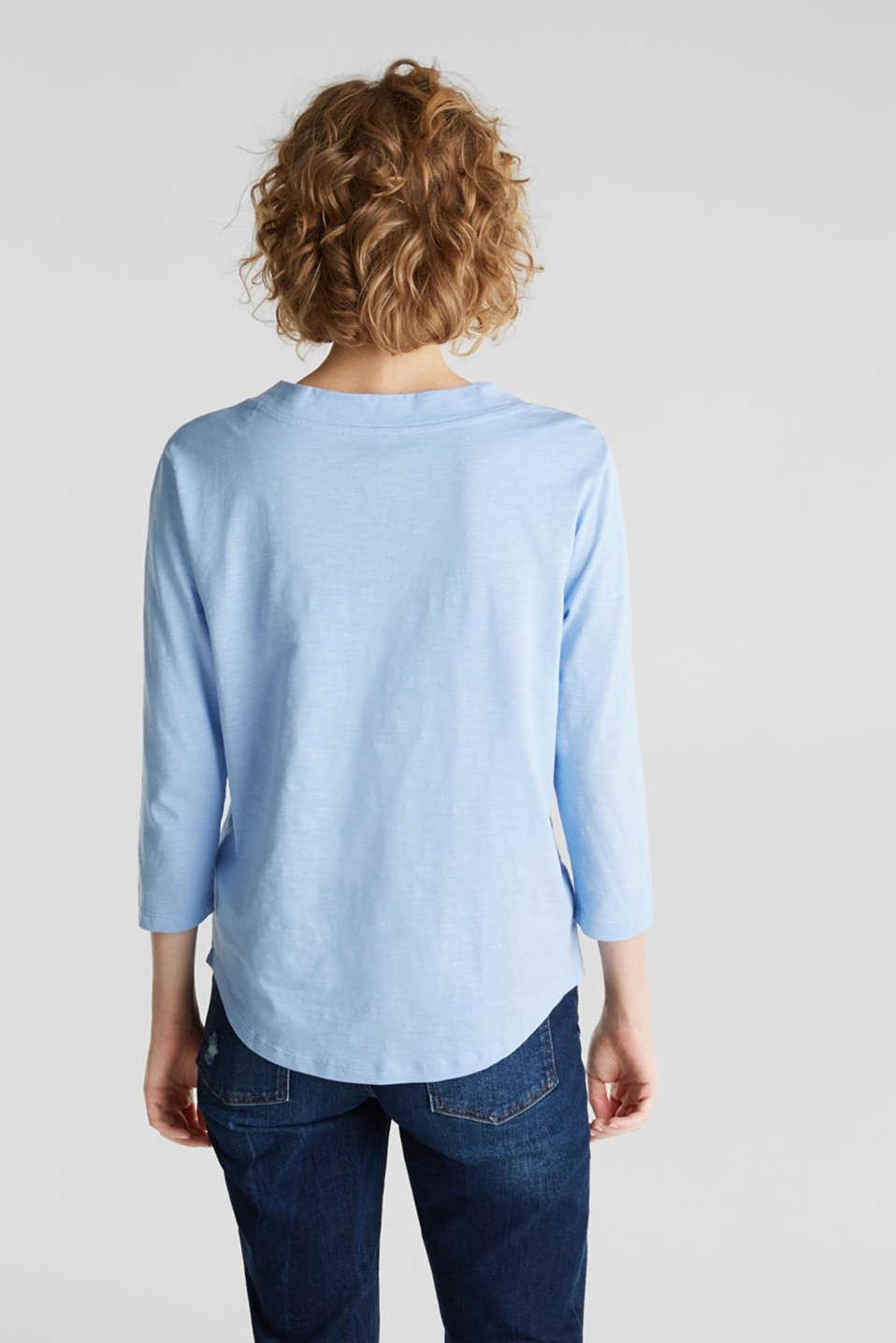 T-Shirts, BLUE LAVENDER 4, detail image number 3