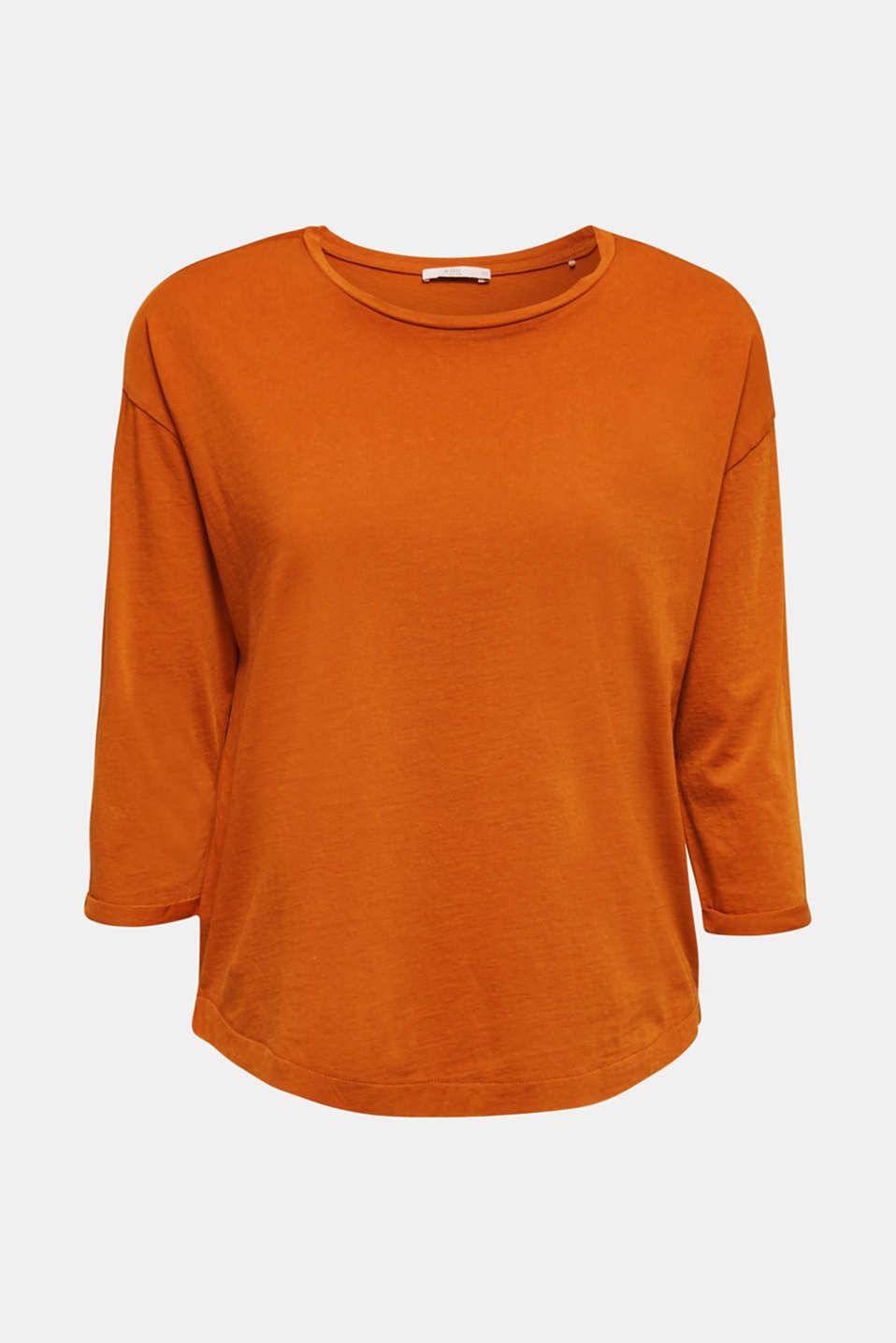 T-Shirts, CINNAMON 4, detail image number 6