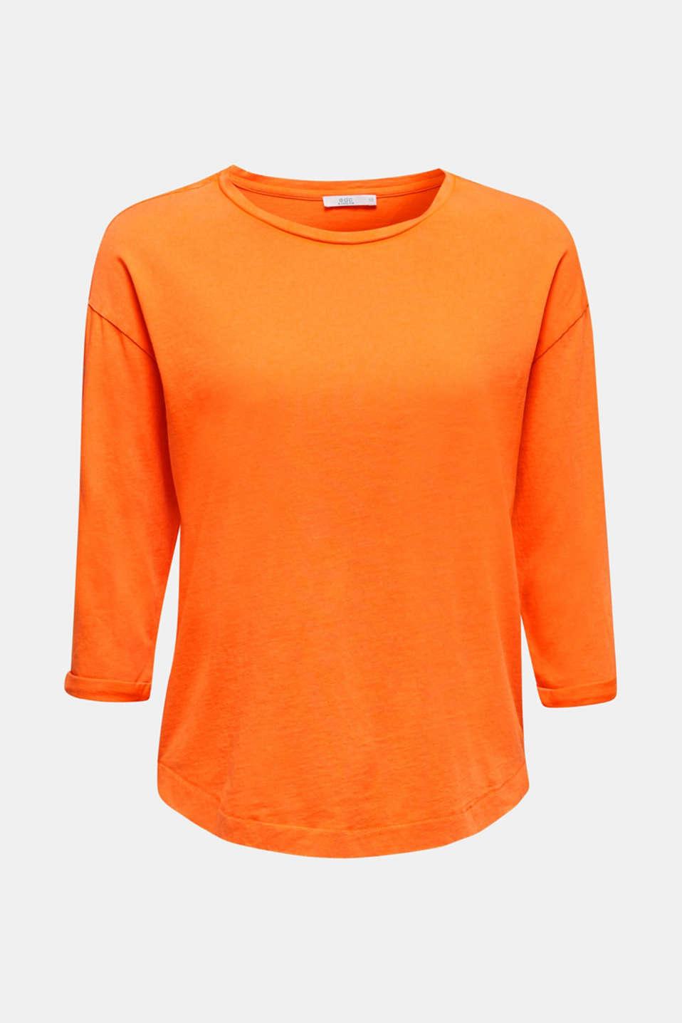 T-Shirts, ORANGE 4, detail image number 6