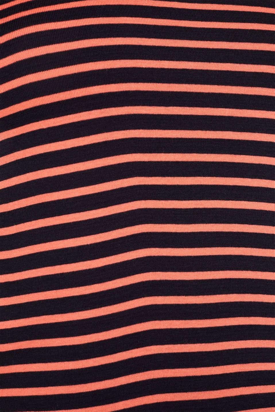 T-Shirts, NAVY, detail image number 4