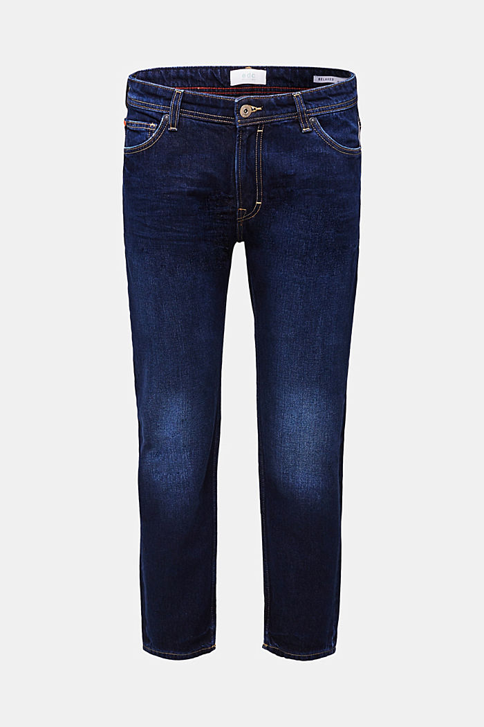 Jeans aus 100% Baumwolle