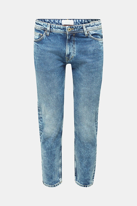 Jeans in 100% cotton