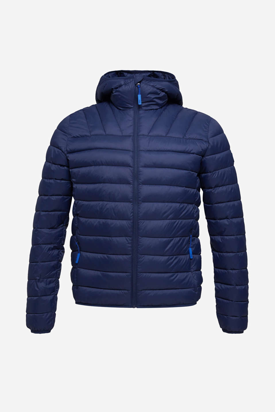 Jackets outdoor woven, DARK BLUE, detail image number 8