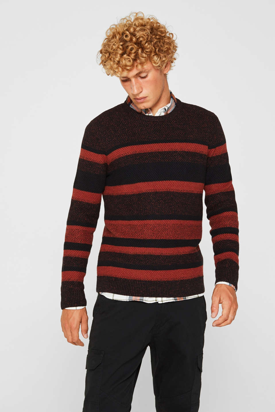 edc - Jumper made of 100% cotton