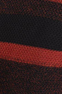 Jumper made of 100% cotton, RUST ORANGE 3, detail