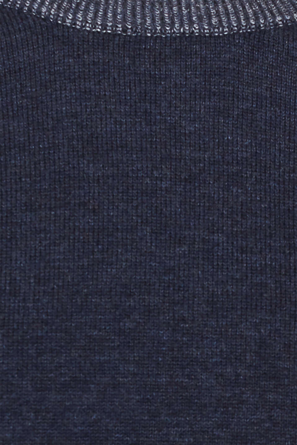 Sweaters, NAVY 5, detail image number 4