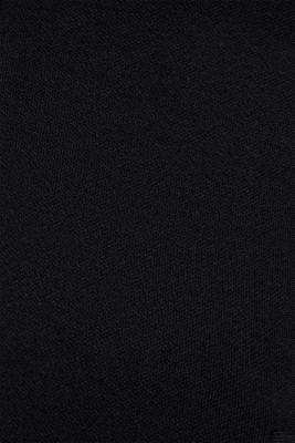 Knit cardigan in 100% cotton, BLACK 2, detail