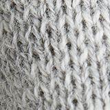 Colour block jumper, 100% cotton, ORANGE, swatch