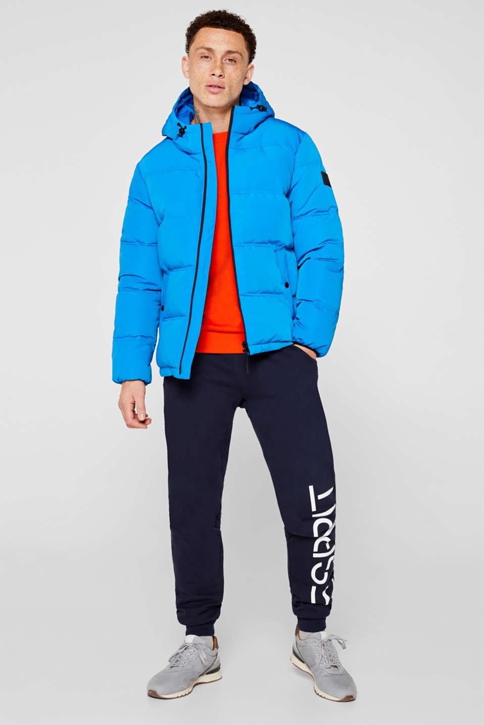 Sweatshirts, ORANGE, detail image number 1