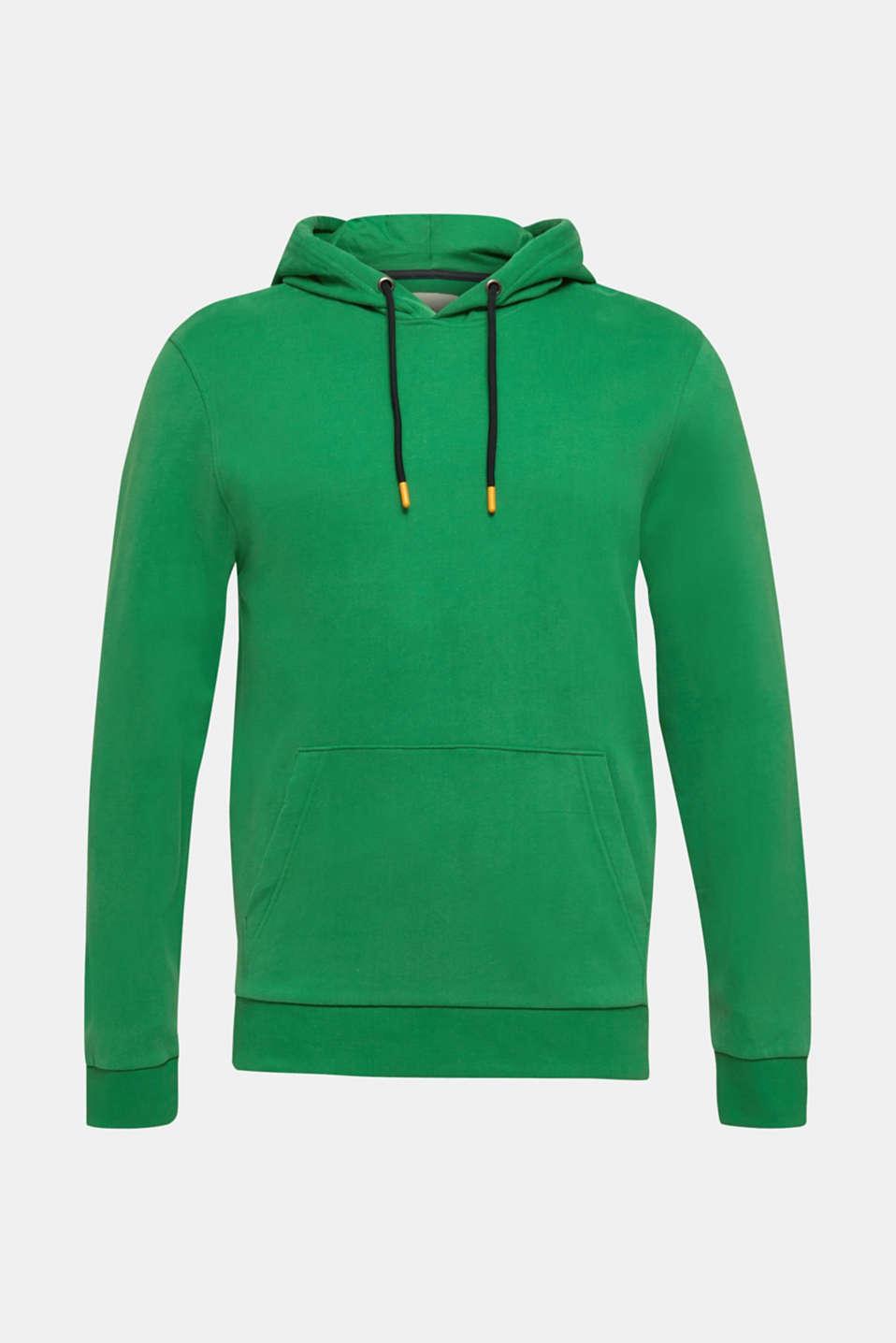 Sweatshirts, GREEN, detail image number 7