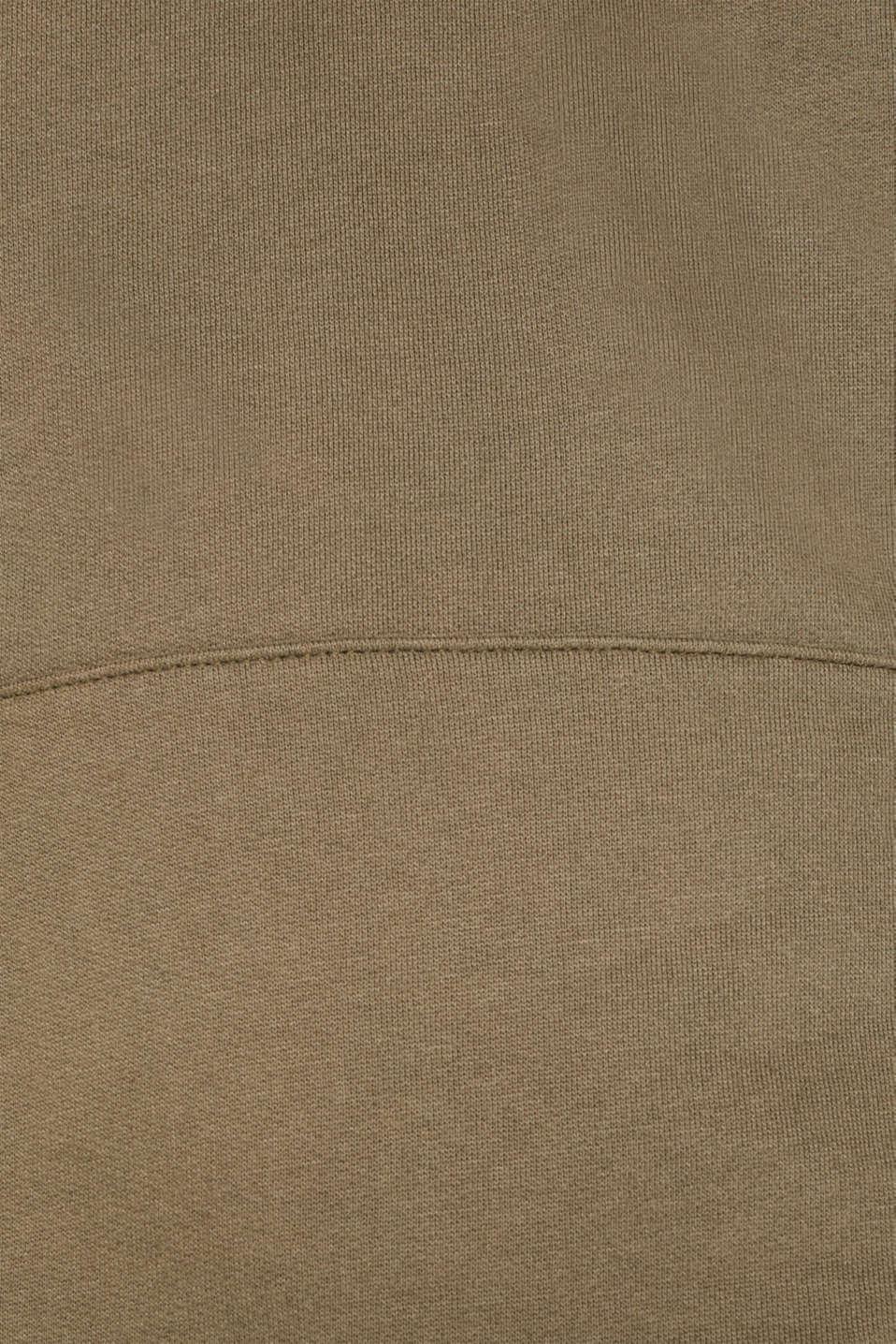 Sweatshirts, KHAKI GREEN, detail image number 4