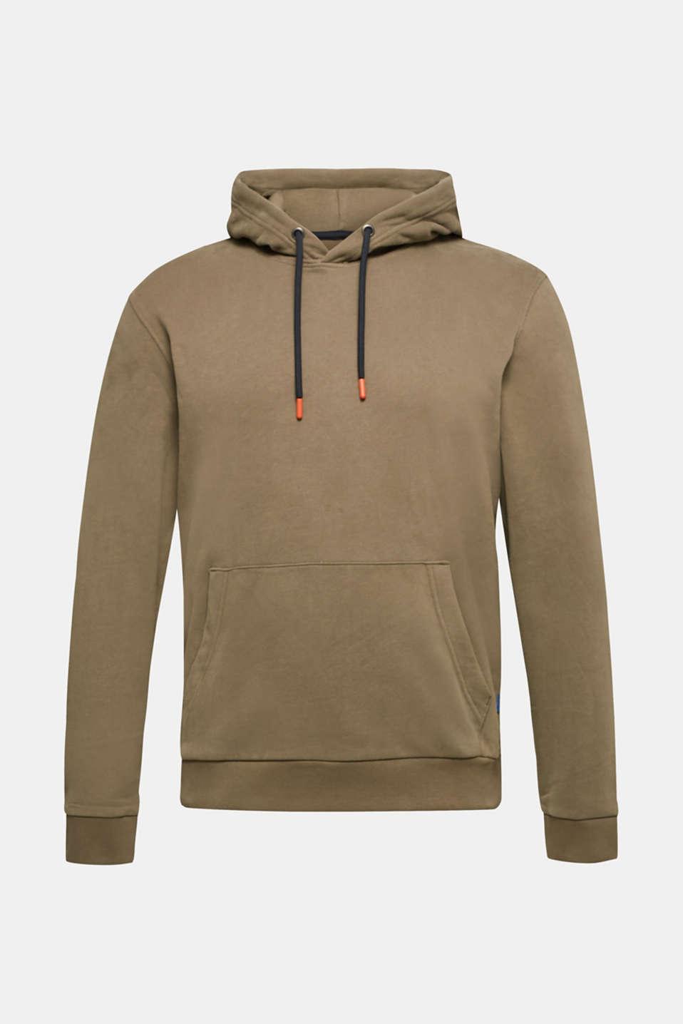 Sweatshirts, KHAKI GREEN, detail image number 5
