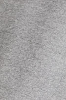Cotton blend hoodie, MEDIUM GREY 5, detail