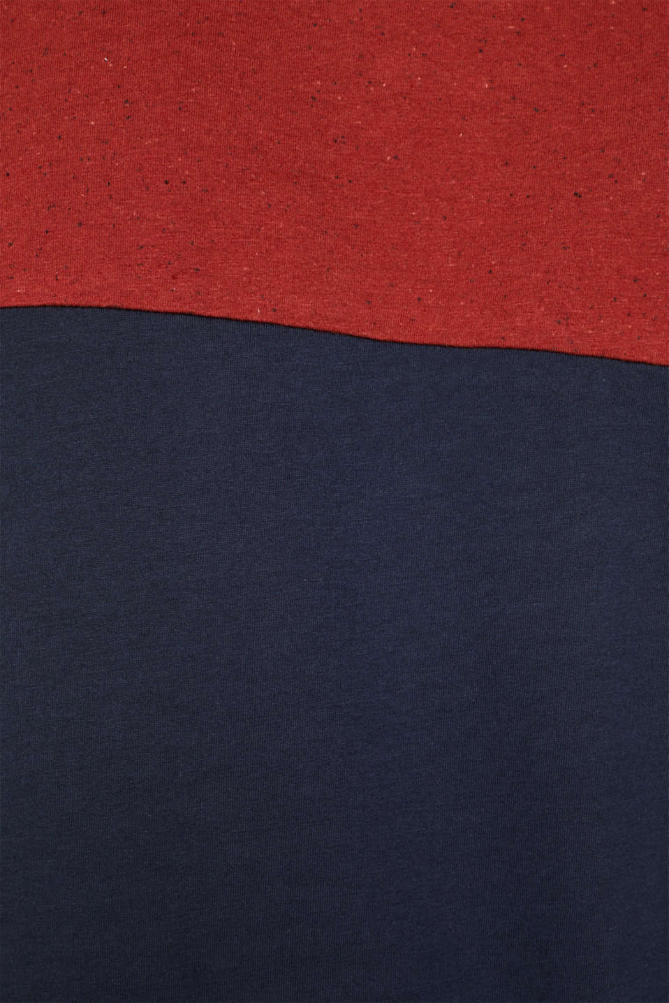 Jersey T-shirt in 100% cotton, NAVY 2, detail image number 4