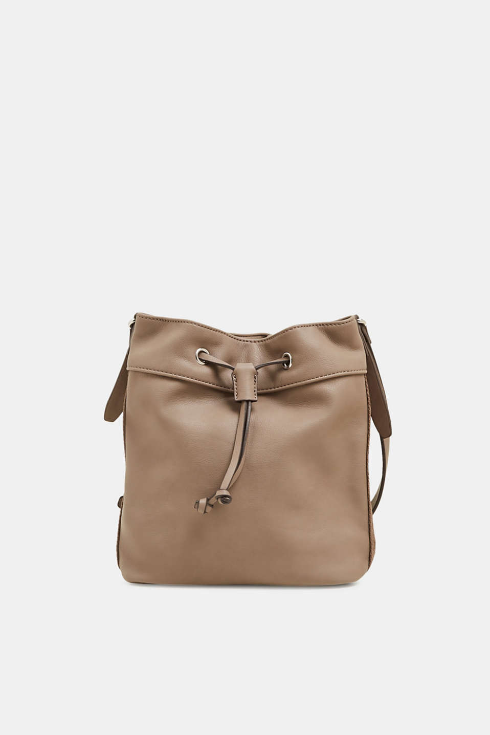 Esprit - Faux leather bucket bag