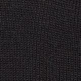 With wool: Beanie with Polylana®, BLACK, swatch