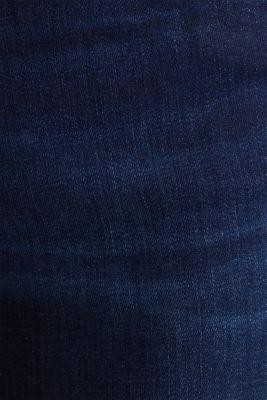 Shaping jeans in dark denim, BLUE DARK WASH, detail
