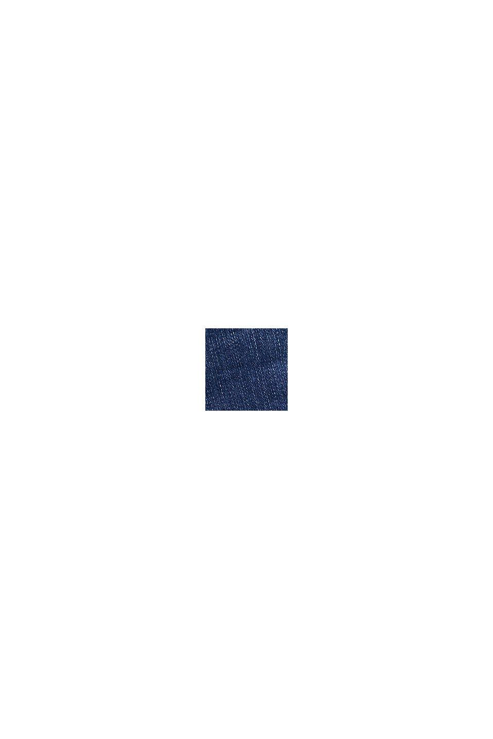 REPREVE Stretchfarkut kierrätettyä polyesteriä, BLUE MEDIUM WASHED, swatch