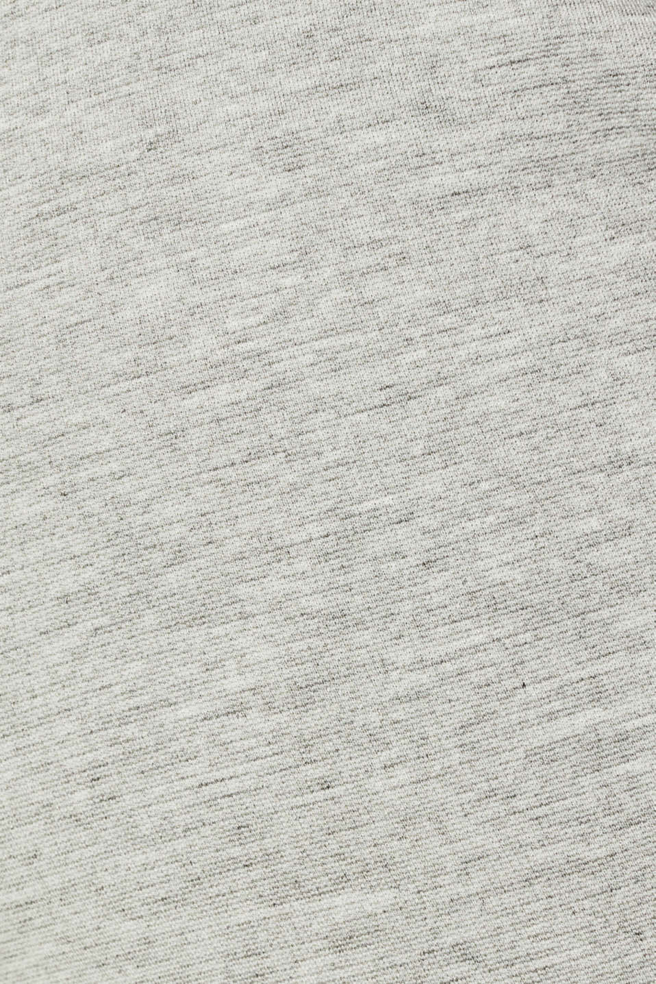 Chinos made of compact stretch jersey, LIGHT GREY, detail image number 4