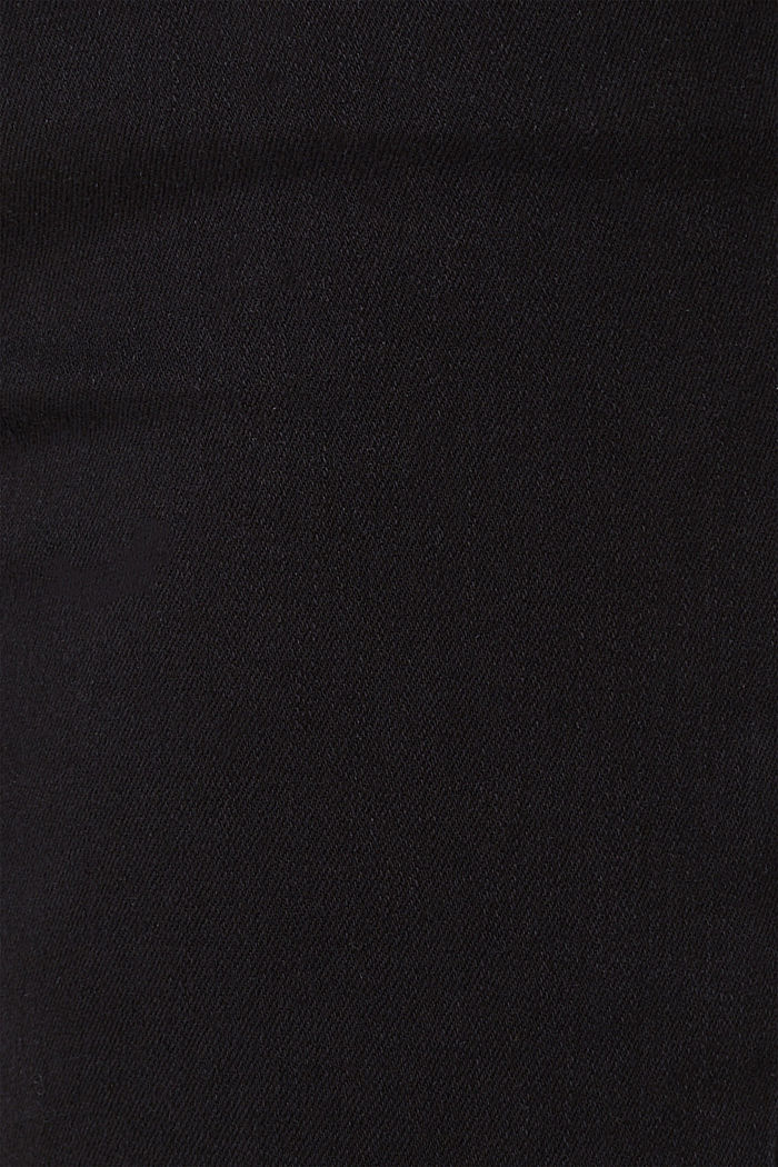 Shaping trousers with a great fit, BLACK, detail image number 4