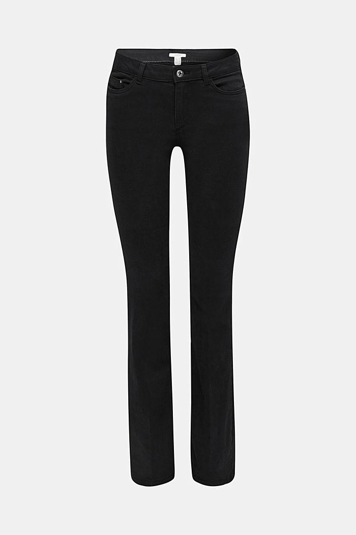 Figurformende bukser med fantastisk silhuet