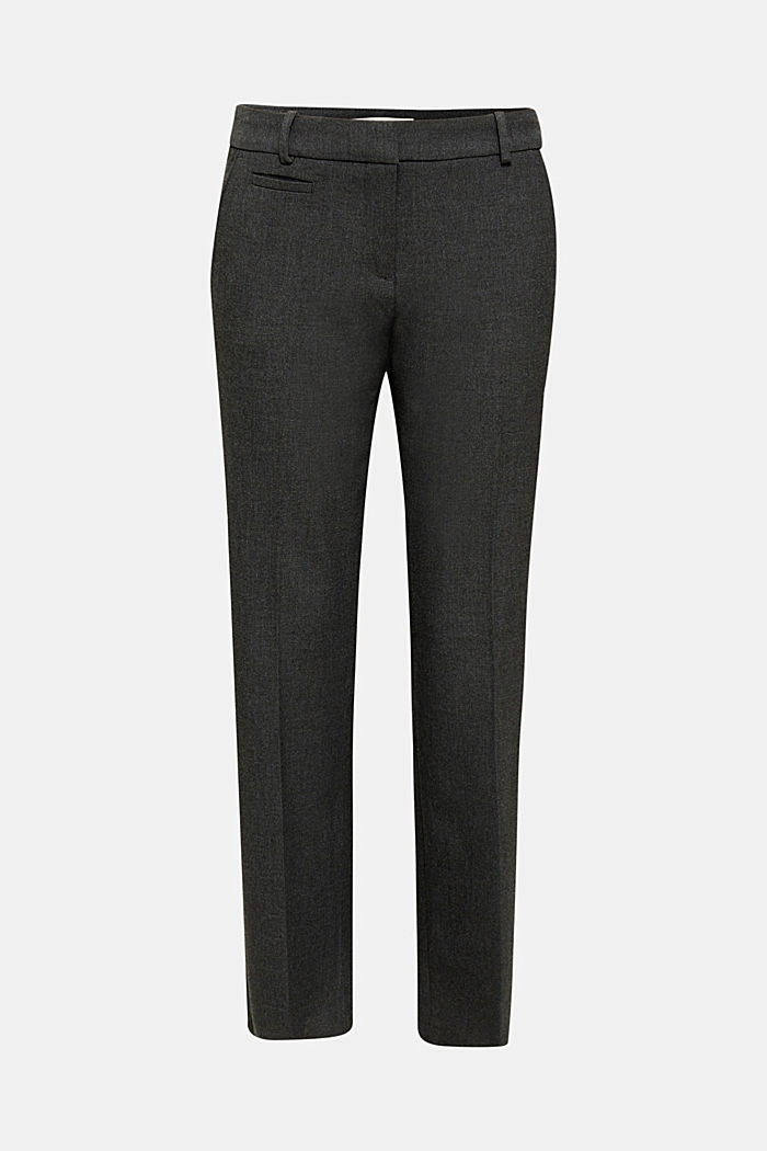 Business pantalon met comfortabele stretch