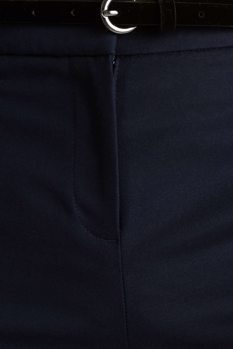Pants woven, NAVY, detail image number 4