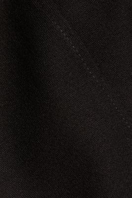 Treggings made of punto jersey, BLACK, detail