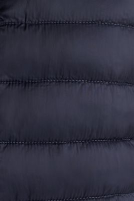 Quilted jacket with 3M™ Thinsulate™ padding, NAVY, detail