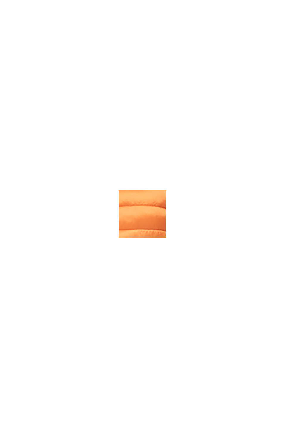 Quilted jacket with 3M™ Thinsulate™ padding, RUST ORANGE, swatch