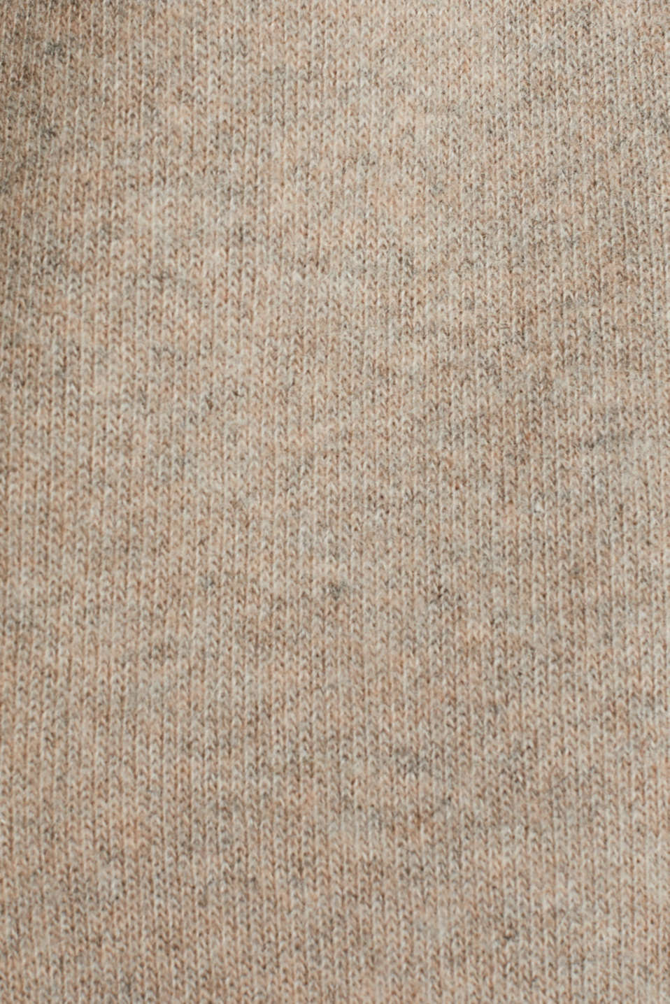 Made of blended wool: ready-to-wear knit coat, BEIGE 5, detail image number 3