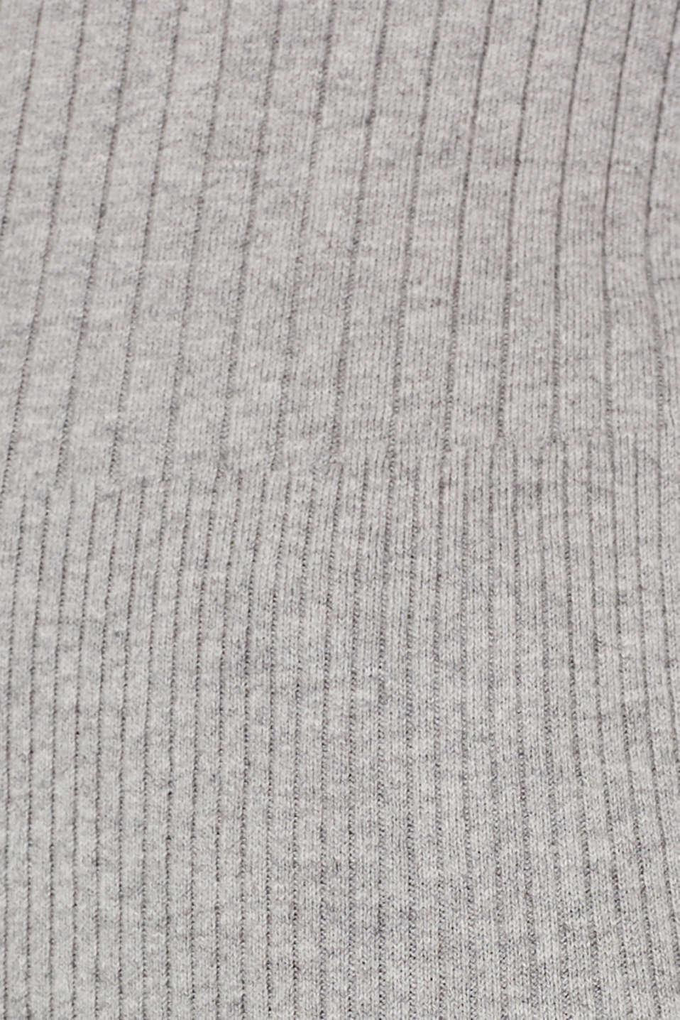 Sweaters, MEDIUM GREY 5, detail image number 4