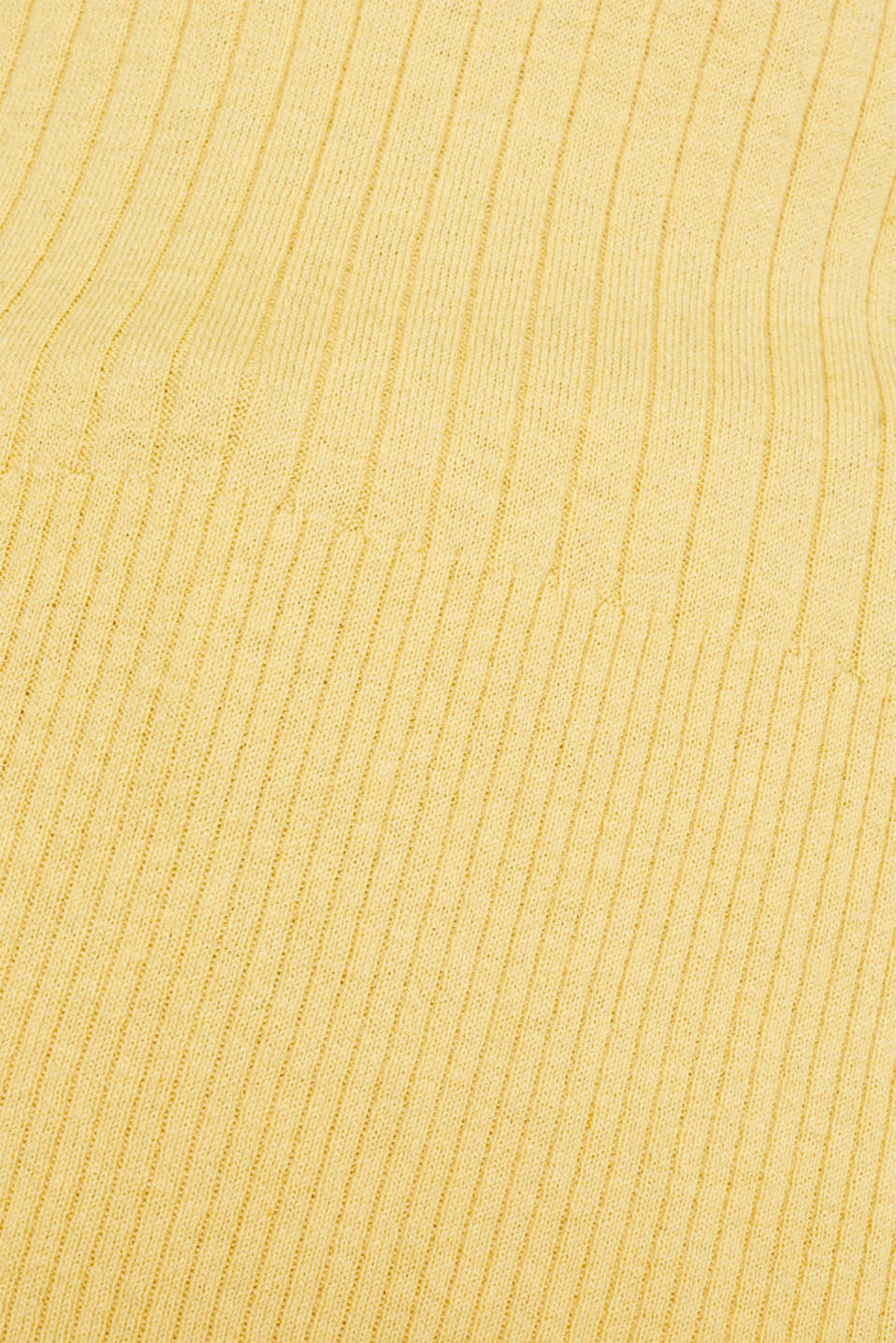 Sweaters, DUSTY YELLOW 5, detail image number 4