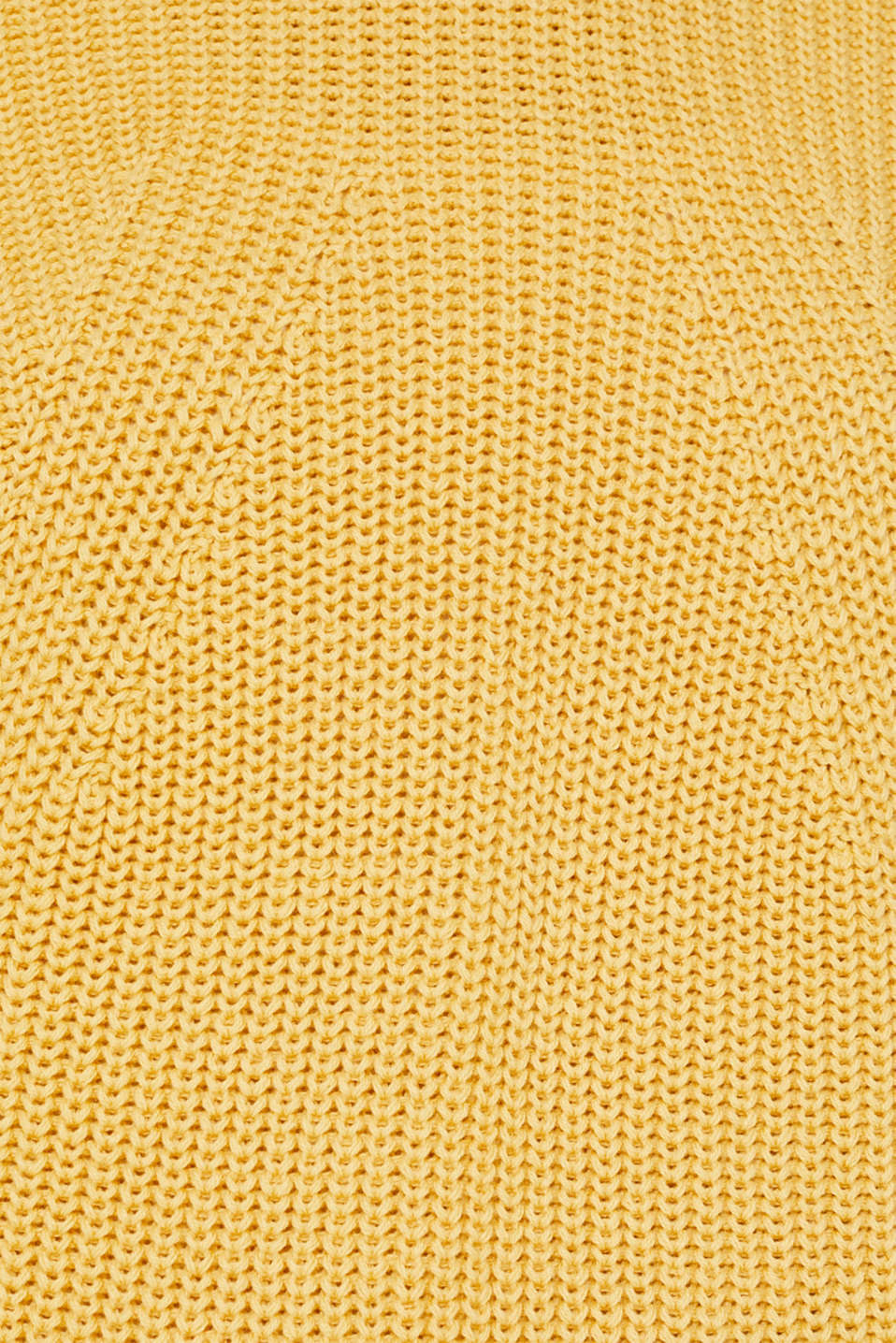 Sweaters, DUSTY YELLOW, detail image number 4