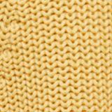 Melierter Struktur-Pullover, 100% Baumwolle, DUSTY YELLOW, swatch