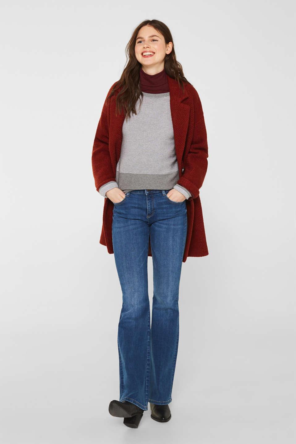Sweaters, MEDIUM GREY 2, detail image number 1