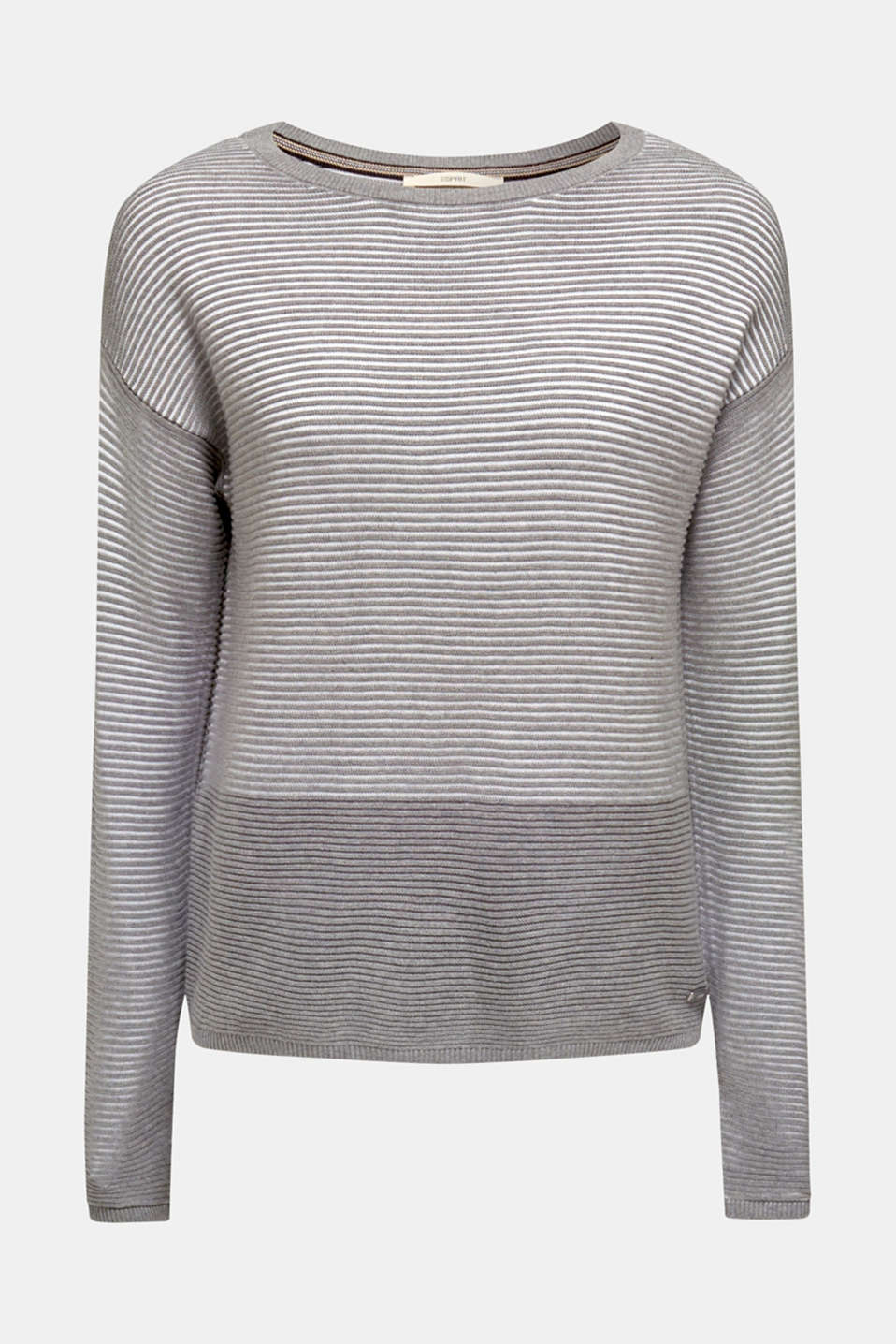 Sweaters, MEDIUM GREY 2, detail image number 8