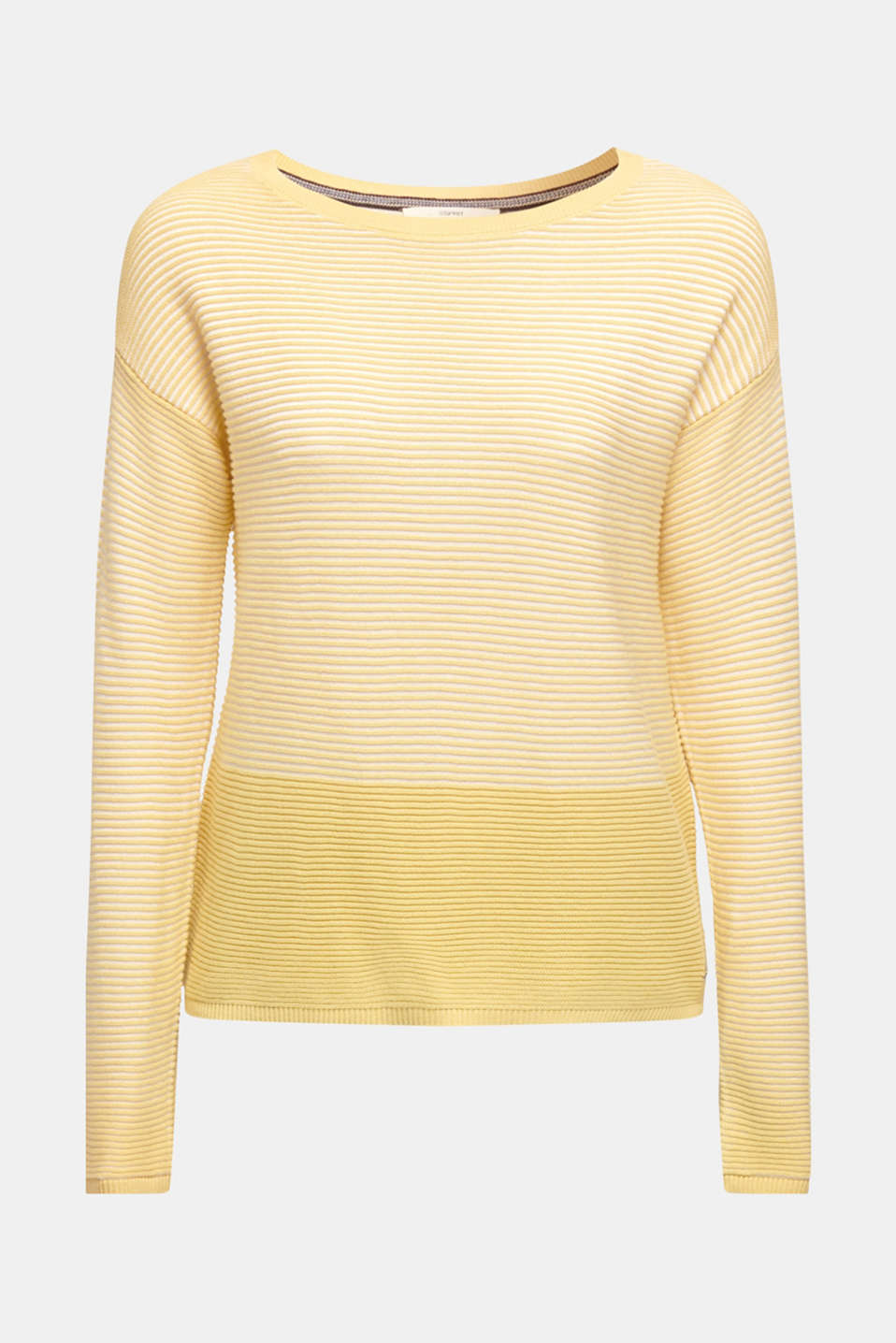 Sweaters, DUSTY YELLOW 2, detail image number 7