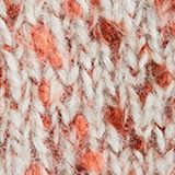 Wool blend: jumper with a dimpled texture, BURNT ORANGE, swatch