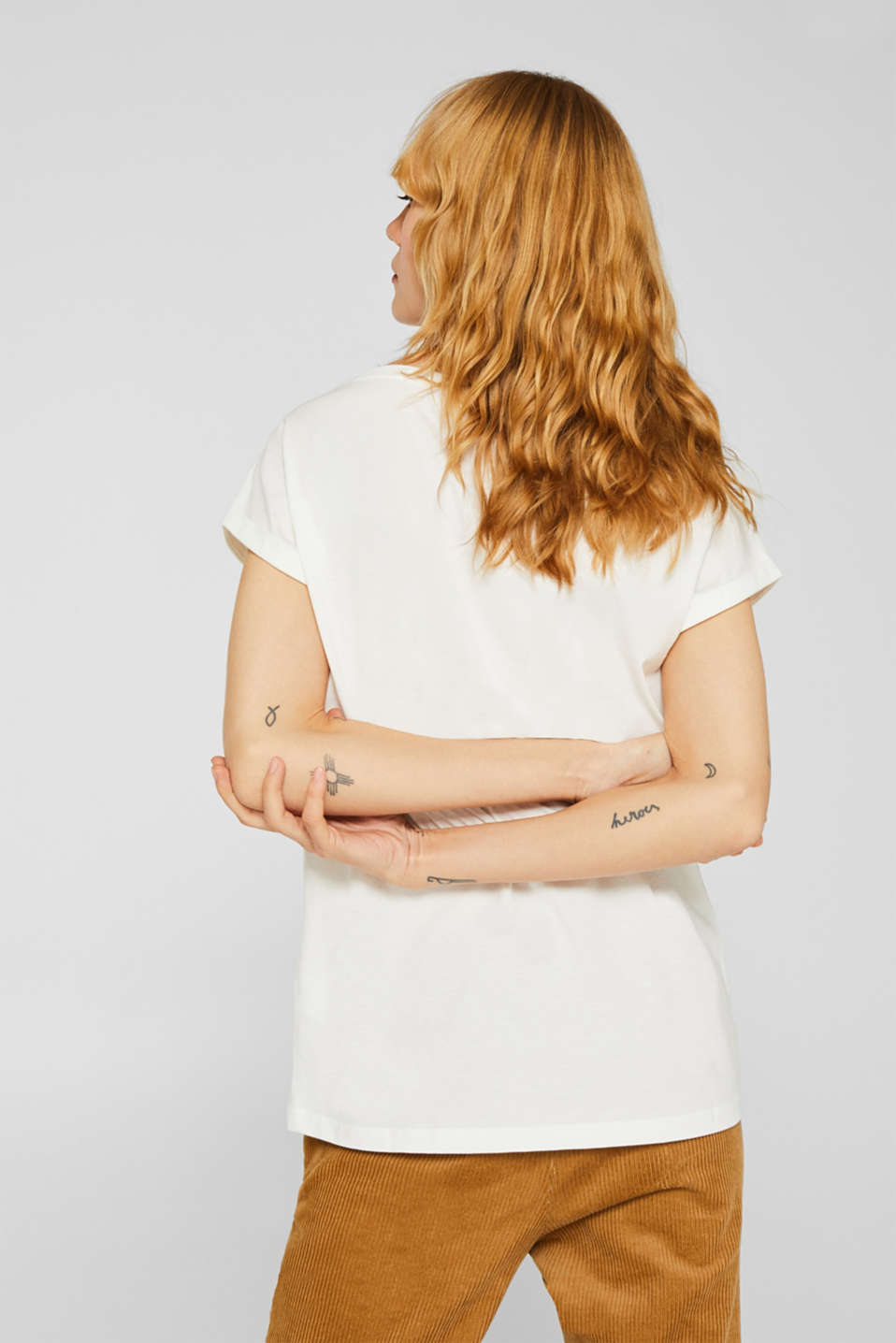 T-Shirts, OFF WHITE 2, detail image number 3