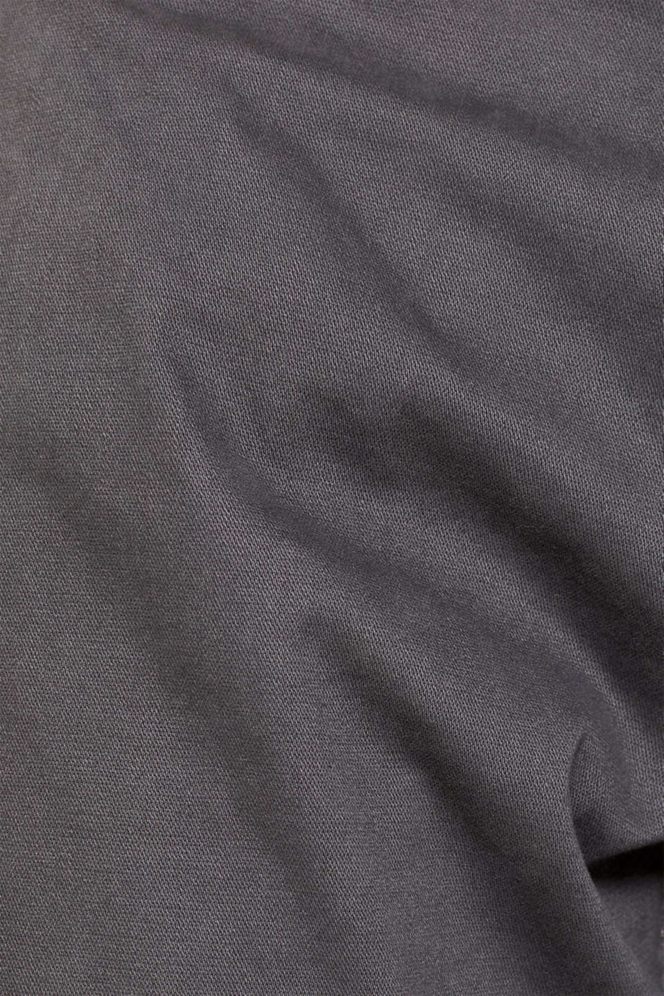 Stretch trousers with COOLMAX®, DARK GREY, detail image number 4
